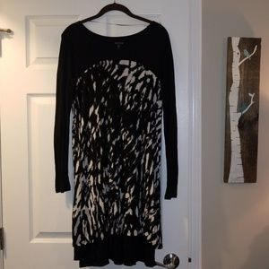 Kenzie - Light and airy long sleeved dress